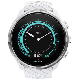 Suunto 9 Multisport GPS Watch, white